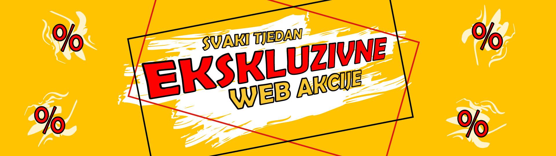 Naslov žutog banera